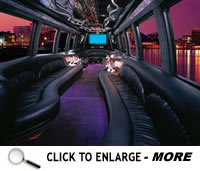 Click image to enlarge the Limousine Bus